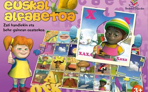 Euskal alfabetoa