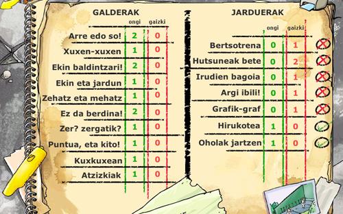 Bazter guztiei begira II