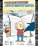 Bizi-Bizi Arranoa, Zehatz-Mehatz Hontza