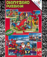 Olentzero: puzzleak egur